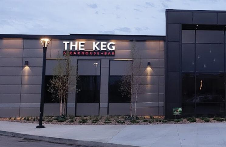 THE KEG - BRIGHTON LOFTS