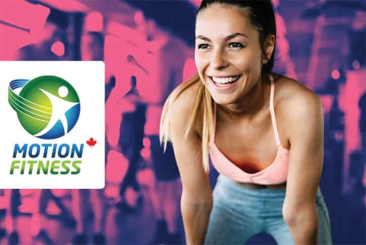 Motion Fitness - BRIGHTON LOFTS